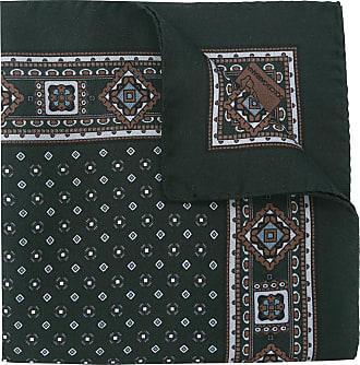 Dolce & Gabbana Lenço de seda - Verde