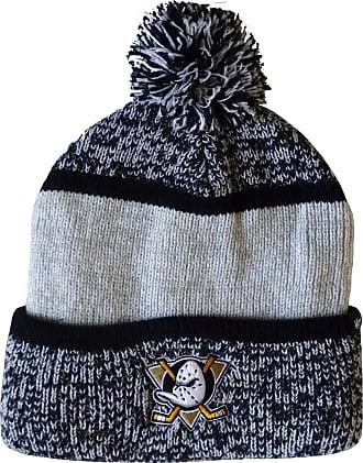 47 Brand Beanie Anaheim Ducks - One Size - Black/Grey