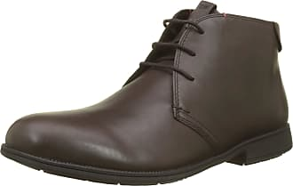 Camper Mens Mil Desert Boots, Braun (Dark Brown 200), 5.5 UK