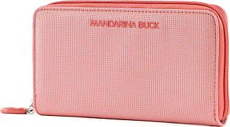 Mandarina Duck MD20 Zip Wallet L Coral