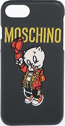 Moschino embroidered iphone 6/6s/7/8 cover Größe Unica