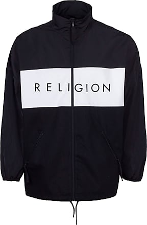 Religion Lightweight Jacket - Fit Over - Double Color - Double Fabric - Block - (S)