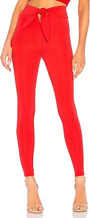 LPA Legging 572 in Red