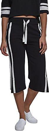 URBAN Classics Ladies-Laces CULOTTE Pantaloni Nero