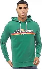 Jack & Jones loopback overhead hoodie