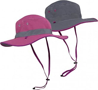 Sunday Afternoons Womens Clear Creek Boonie Cappello Donna | fuchsia/grigio