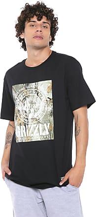 Grizzly Camiseta Grizzly Terrain Preta