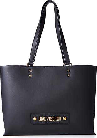 Love Moschino Jc4024pp1a Womens Tote, Black (Nero), 12x27x40 centimeters (W x H x L)