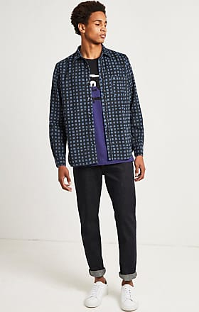 French Connection Gridlock Cord Shirt