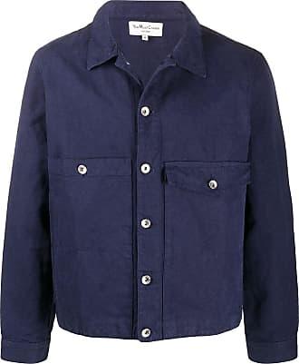 Ymc You Must Create Jaqueta estilo camisa - Azul