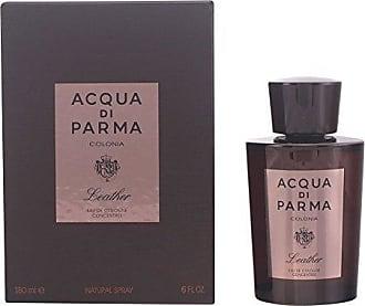 Acqua di Parma Colonia Leather Eau De Cologne Concentree Spray For Men 6.0 Ounce