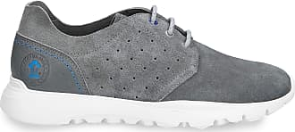 Panama Jack Mens Shoes Jupiter C2 Velour Gris/Grey 44 EU