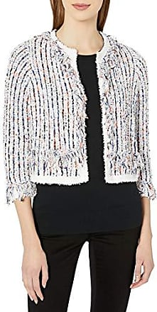 French Connection Womens Oma Jaquard Jacket