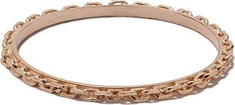 Wouters & Hendrix 18kt rose gold Trace Chain ring - PINK GOLD