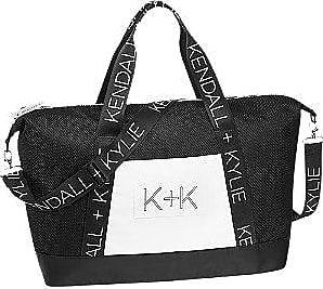 790d93e2341 Kendall + Kylie Kaki Shopper Contrast Dames (maat )