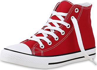 Scarpe Vita Men Sneaker high 135087 Red UK 6.5 EU 40