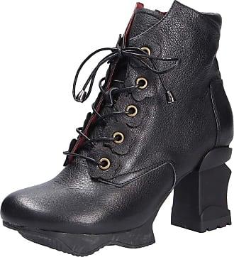 Laura Vita Womens Boots Black Black Size: 5 UK