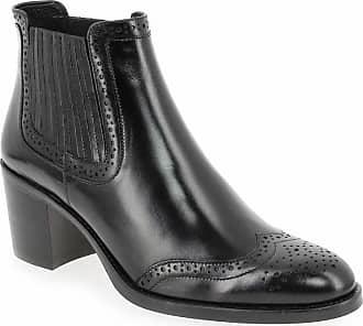 Philip ADELE Philip Femme Noir Boots Janie pour Janie Ffwgqqx