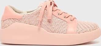Kelsi Dagger Solo WomenS Pink Woven Sneaker 9.5 Flats