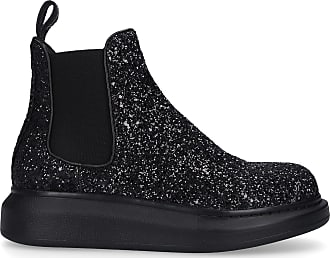 Alexander McQueen Ankle Boots Black W4EY7