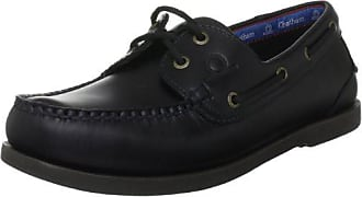 e12d15230768a Chatham Marine Deck G2 - Chaussures Bateau - Homme - Bleu (Bleu marine) -