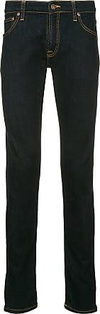 Nudie Jeans Skinny Lin jeans - Azul