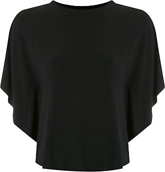 Uma Blusa Charles - Di colore nero