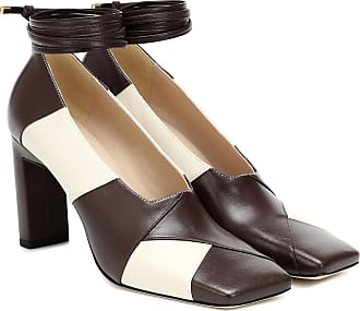 Wandler Isa leather pumps