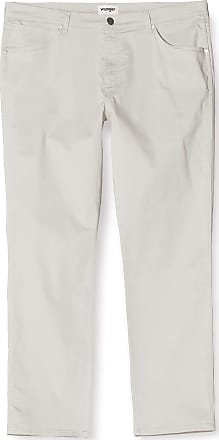 Wrangler Mens Greensboro Trouser, Beige (Stone 40v), W38/L32 (Size: 38/32)