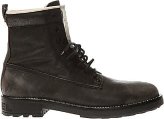 Diesel D-Throuper Ankle Boots Mens Black