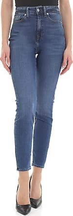 7 For All Mankind Aubrey B(Air) Capitular jeans in blue