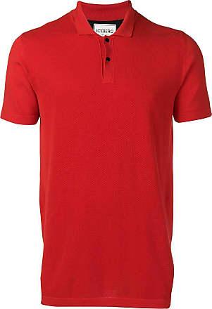 Iceberg branded polo shirt - Red
