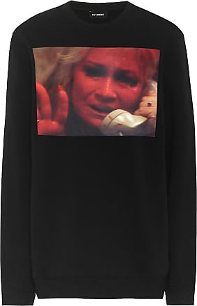 Raf Simons Printed cotton sweatshirt