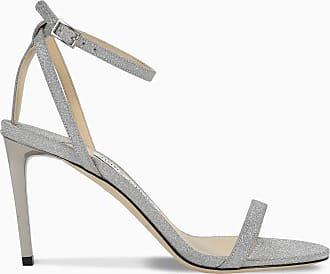Jimmy Choo London Sandalo Minny 85 argento