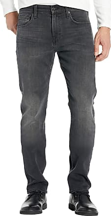 7 For All Mankind Mens Straight-Leg Jean, Mystique, 33