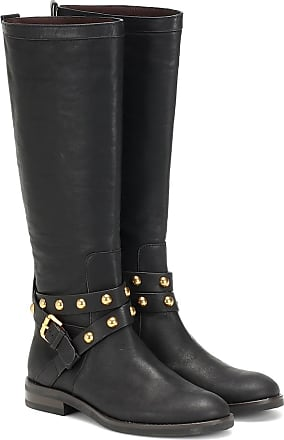 See By Chloé Neo Jines knee-high leather boots