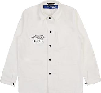 Junya Watanabe Junya watanabe man St. john work jacket WHITE S