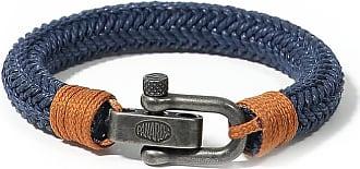 Panareha WAIMEA cotton bracelet blue