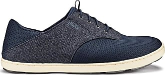 Olukai Mens Nohea Moku Shoes, 10.5 M UK, Night/Night