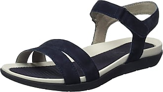 Ara Womens Nepal Ankle Strap Sandals, Blue Blue 72, 6.5 UK