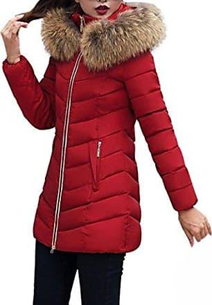 Damen Ultraleicht Thin Daunenjacke Hooded Gesteppt Steppjacke Mantel WinterJacke