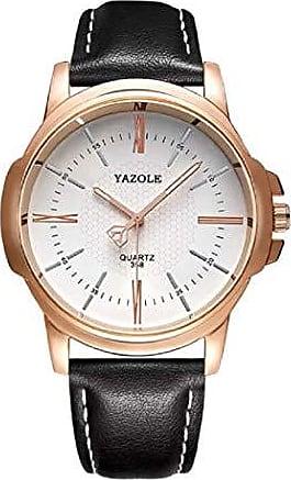 Yazole Relógios de Luxo em Aço inoxidável Yazole D358 (2)