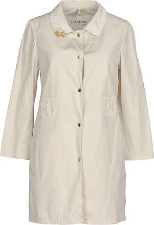 Cappotto bianco da donna