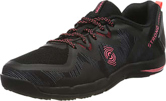 Zumba STRONG by Zumba Fly Fit Athletic Workout Sneakers Cross Trainer Shoes for Women, Black 0, 2.5