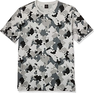 Oakley Mens SS TEE T-Shirt, Cadpat Grey Camo P, Large