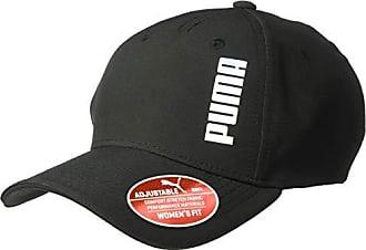 the latest ec212 562fa Puma Womens Evercat Dash Adjustable Cap, Black, One Size