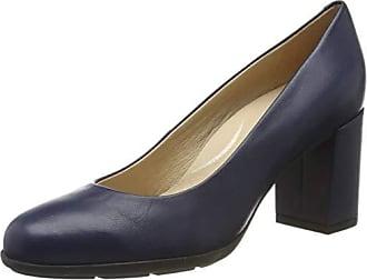 941cb823 Geox D New Annya a, Zapatos de Tacón para Mujer, Azul (Blue C4000