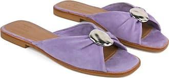 Flattered Michaela II Suede Purple