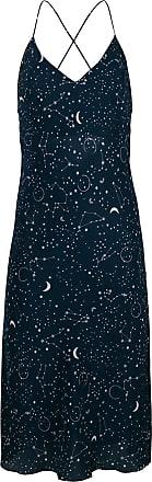 Gilda & Pearl Vestido Constellation - Azul
