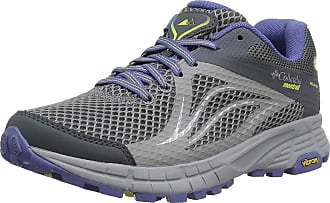 Columbia Womens Mojave Trail II Outdry Trail Running Shoes, Grey (Ti Grey Steel,), 8.5 UK